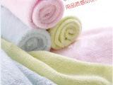竹炭毛巾批发 促销礼品竹纤维小方巾 批发25*25婴儿毛巾方巾