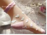 关注微信~趣趣安娜 热销 玻璃丝袜女袜tutuanna水晶丝袜子