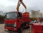 湘西出售4吨折臂随车吊价格多少钱 厂家直销更低价