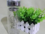 批发 厚底双层高鹏玻璃杯礼品杯定制 有机品质双层玻璃杯