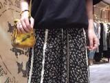 阿缇娜18夏装时尚淑女连衣裙货源品牌折扣库存批发