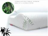 分销代销竹纤维记忆棉枕头枕U型枕颈椎枕护颈保健枕太空记忆枕T13