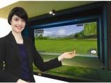 YYD-E高速摄像模拟高尔夫系统精密旋转测量技术较先进的