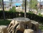 假山假树、农家乐大门、特色酒店装修、各种石材假山