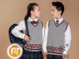 同桌的你校服 春秋新款回形纹正装 中学生校服专业校服厂家