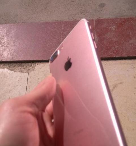 急转国行苹果7p玫瑰金128G