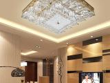 厂家批发直销 爆款水晶灯 现代简约LED水晶灯 客厅卧室灯饰灯具