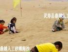 厂家批发儿童游乐场用的圆粒无尘沙 淘气堡专用的沙子