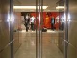滨海新区无框玻璃门 安装厂家