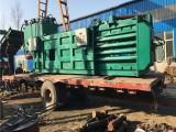 济南供应125全自动纸箱打包机废纸小型卧式打包机厂家