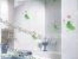 DIY水贴纸,水转印 水移画 贴花 墙面贴花