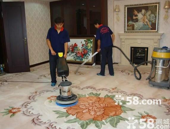 深圳罗湖东门国贸片区专业地毯清洗清洁