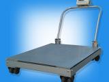 硕衡移动式磅秤1吨移动电子磅移动式地秤2吨