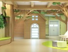 重庆万盛早教幼儿园装修工程 万盛幼儿培训学校装修设计