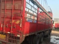 国四解放J6前四后八9米6厢式货车 310马力车况一流