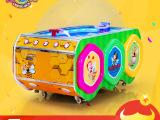史可威蜂窝板乐园游戏机 儿童拍拍乐投币彩