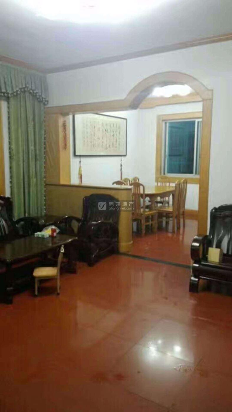 2室2厅1卫 精装修,家具家电齐全黄金楼层!拎包可住中村社区