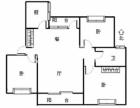 育秀公寓,精装3房全配,高楼层,采光视野好,拎包入住