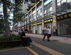 深圳湾临街旺铺层高8.5米一隔好两层适合各种行业
