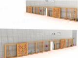 北京同兴伟业直销木制拓展训练 经典投掷墙区 攀岩 滑梯