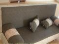 精品单人座双人座三人座折叠两用沙发,拐角沙发优惠
