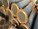 二手95平方列管冷凝器 回收列管冷凝器 低价转让
