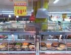 大型超市内朝鲜族拌菜柜台转让