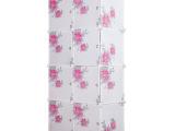 【南辰】厂家直销 pp树脂百变创意格子柜 日用储物 简易收纳柜