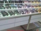 眼镜店装修效果图 店面展柜 眼镜店柜台制作