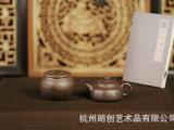 厂家热销 高档汉典品牌品茗问道紫砂整套功夫茶具套装
