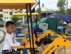 由于场地变动两台刚买几个月挖掘机转让小孩非常热衷赚钱快当