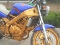 转让本田VT250摩托车