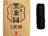 中茶/湖南特产/手筑茯砖/ 安化黑茶/