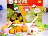 【优木玩具】木制儿童早教益智可爱过家家爱生活系列中式早茶