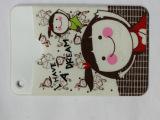 韩国 可爱卡通人物 双面公交IC卡套 卡夹 月票夹
