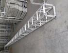 铝合金桁架灯光架龙门航空TRUSS架背景舞台架活动展示展览架