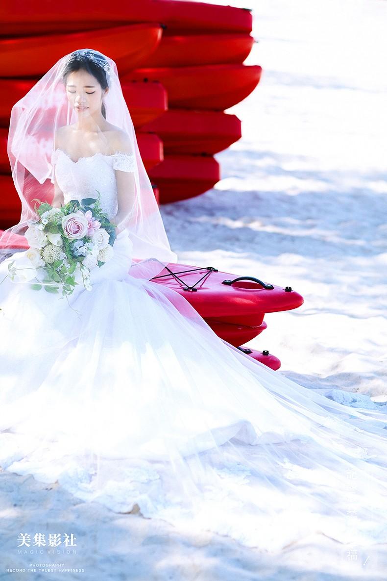 中山婚纱摄影与你不期而遇