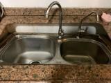 厦门莲坂西小区 长青路 专业维修厨房水槽与大理石台面脱胶裂开