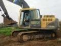 沃尔沃 EC210B 挖掘机         (个人沃尔沃210