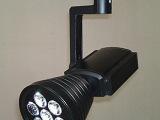 LED轨道灯 7WLED射灯 服装店专用灯 代替金卤灯LED导轨