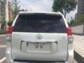 丰田普拉多(进口)2010款 2.7 自动 四驱标准型五门版-美