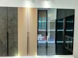 上海威焰橱柜门板厂家直销玻璃门板钶耐板岩板灰玻隐框烤漆玻璃