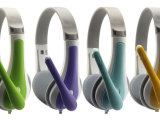 厂家直销 LPS-1010 乐普士头戴式电脑耳机 耳机配件
