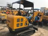 新疆二手小挖機出售 二手玉柴35挖機出售