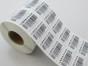 连续码标签印刷