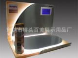 洗衣店产品带LED灯展示座 飞利浦压力式