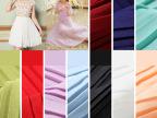供应珍珠纱春夏雪纺面料 时尚服装布料厂家