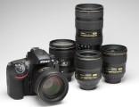 回收尼康d800单反相机回收佳能80d相机 24 70镜头