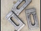焊接轨道压板铸造轨道压板厂家冲压轨道压板来图可定做异型压板