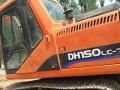 斗山 DH150W-7 挖掘机  (转让斗山150挖掘机)